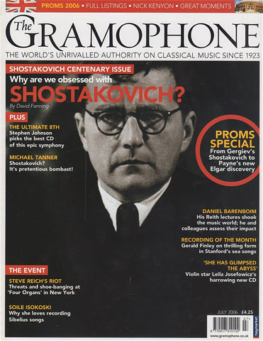 Magazine - Gramophone July 2006 - Magazine