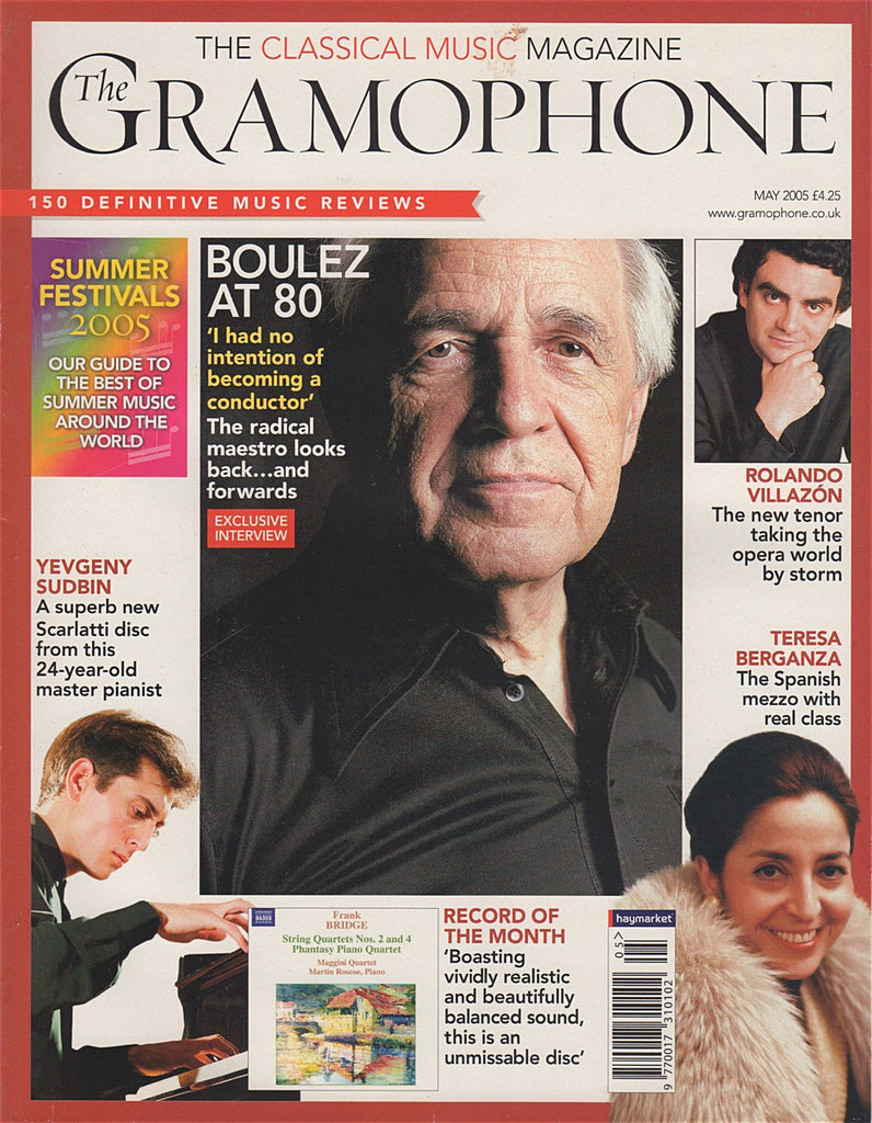 Magazine - Gramophone May 2005 - Magazine