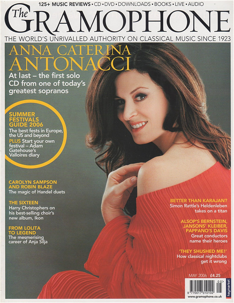 Magazine - Gramophone May 2006 - Magazine