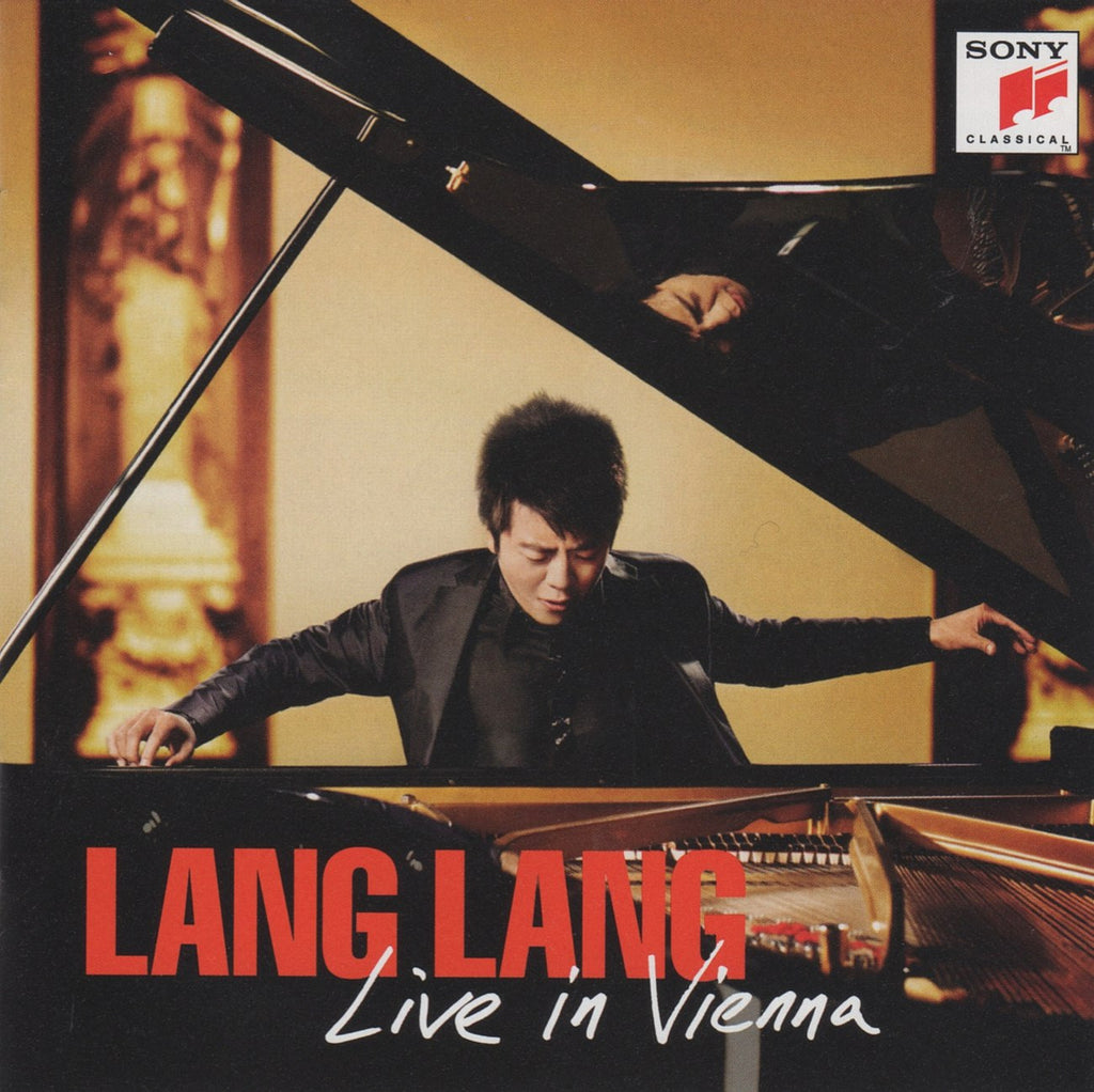 "CD - Lang Lang: In Vienna (Beethoven ""Appassionata"", Etc.) - Sony 88697719012 (DDD) (2CD Set)"