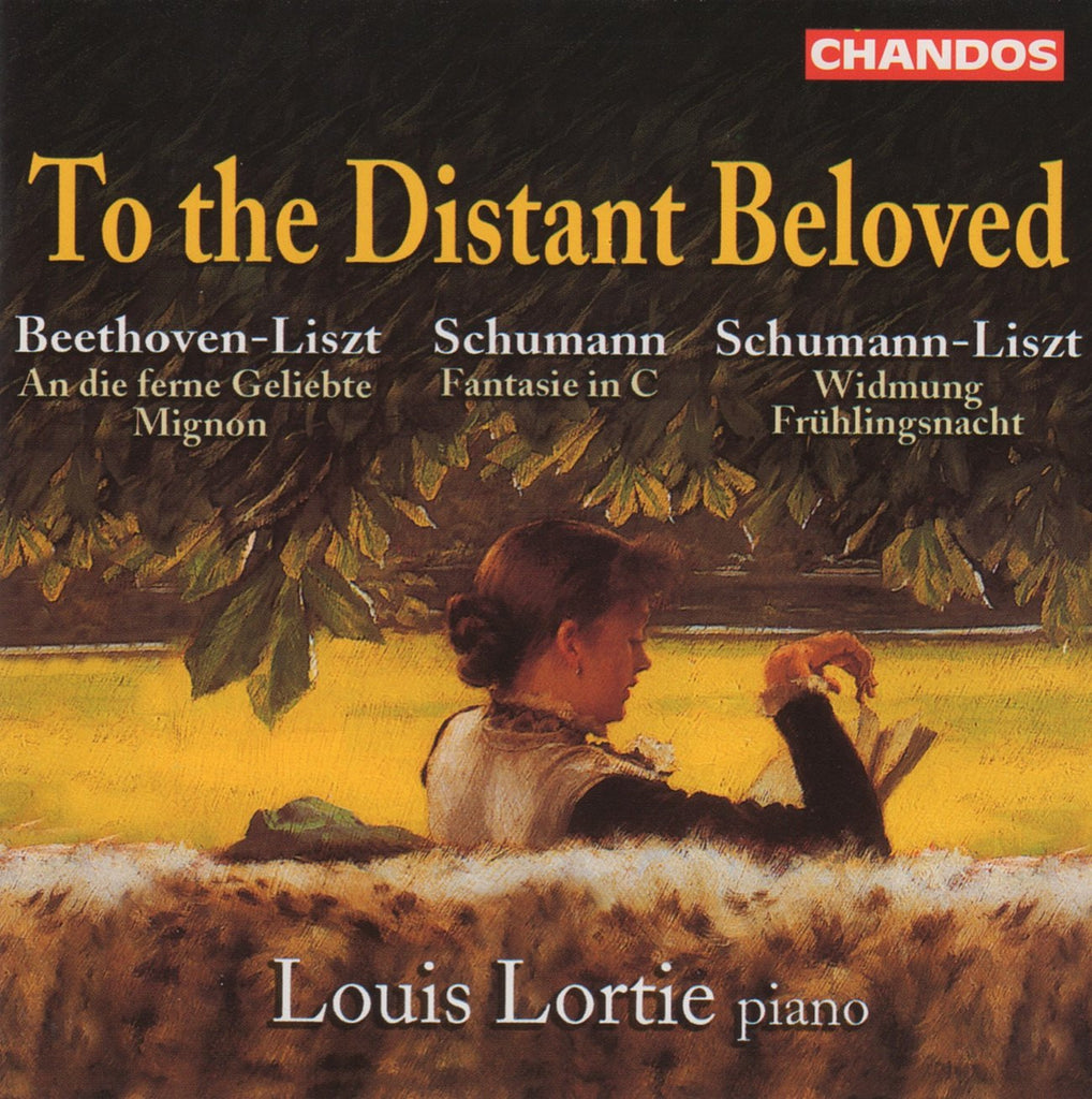 CD - Lortie: Schumann Fantasie In C Op. 17 + Transcriptions - Chandos CHAN 9793 (DDD)