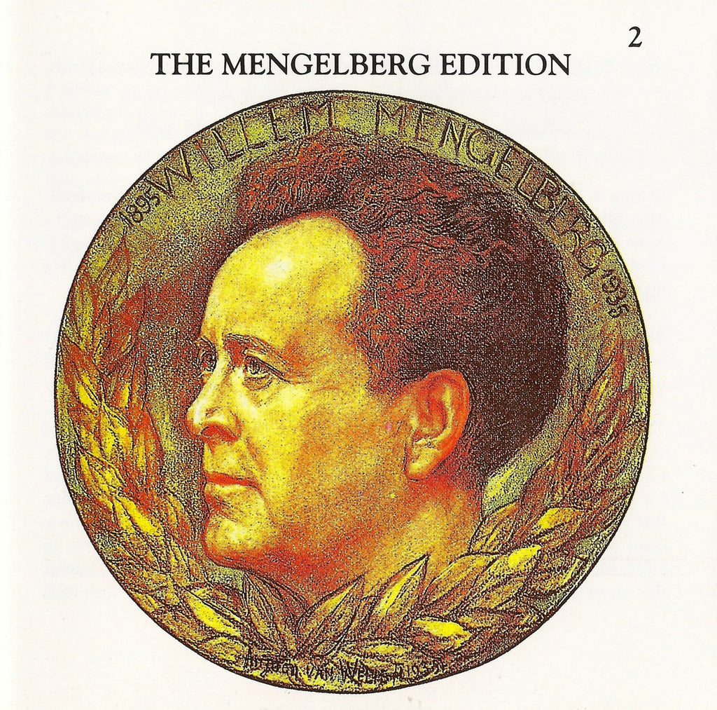 "CD - Mengelberg Ed. II: ""Pathetique"" Sym, Peer Gynt Suite No. 1 - Archive Documents ADCD 108"