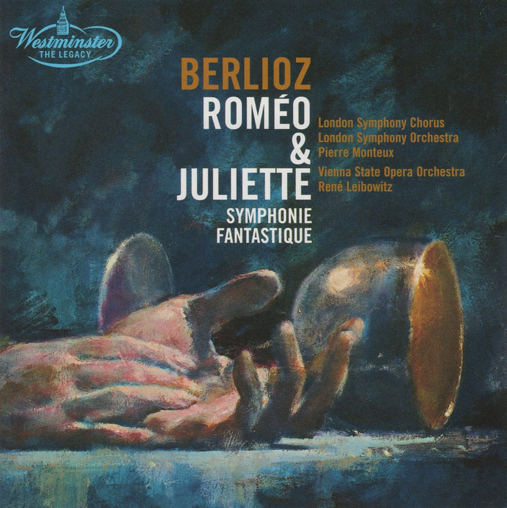 CD - Monteux: Romeo Et Juliette / Leibowitz Sym Fantastique - Westminster/DG 471 242-2 (2CD Set)