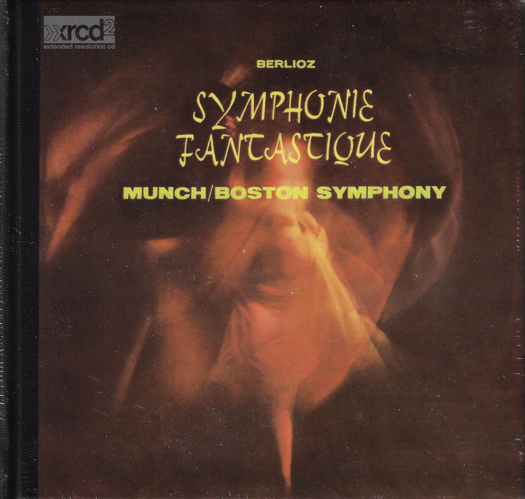 Munch: Symphonie Fantastique - RCA / JVC JMCXR-0001 (sealed)