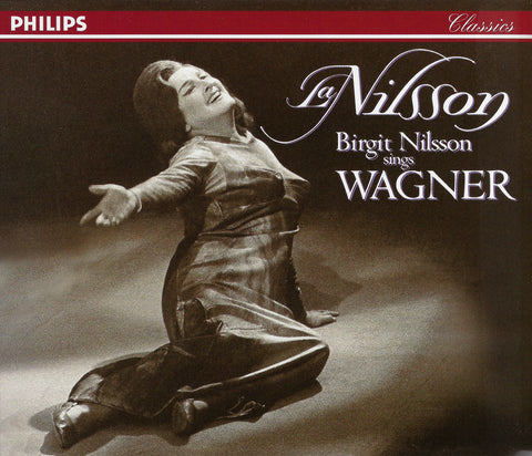 Birgit Nilsson sings Wagner: Collection - Philips 454 312-2 (2CD set)