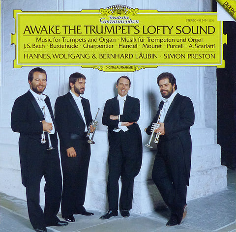 Preston, et al: Awake the Trumpet's Loft Sound - DG 419 245-1