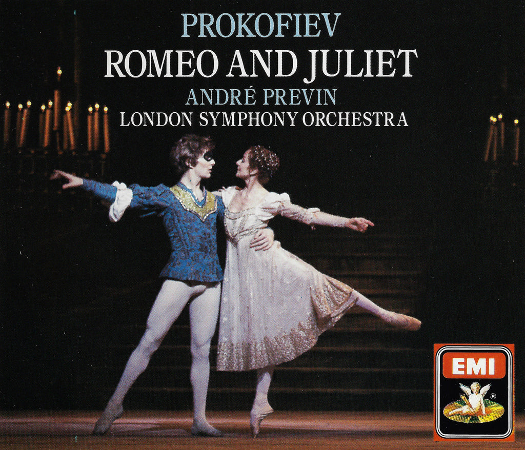 Previn: Prokofiev Romeo & Juliet - EMI CDS 49012 8 (2CD set)