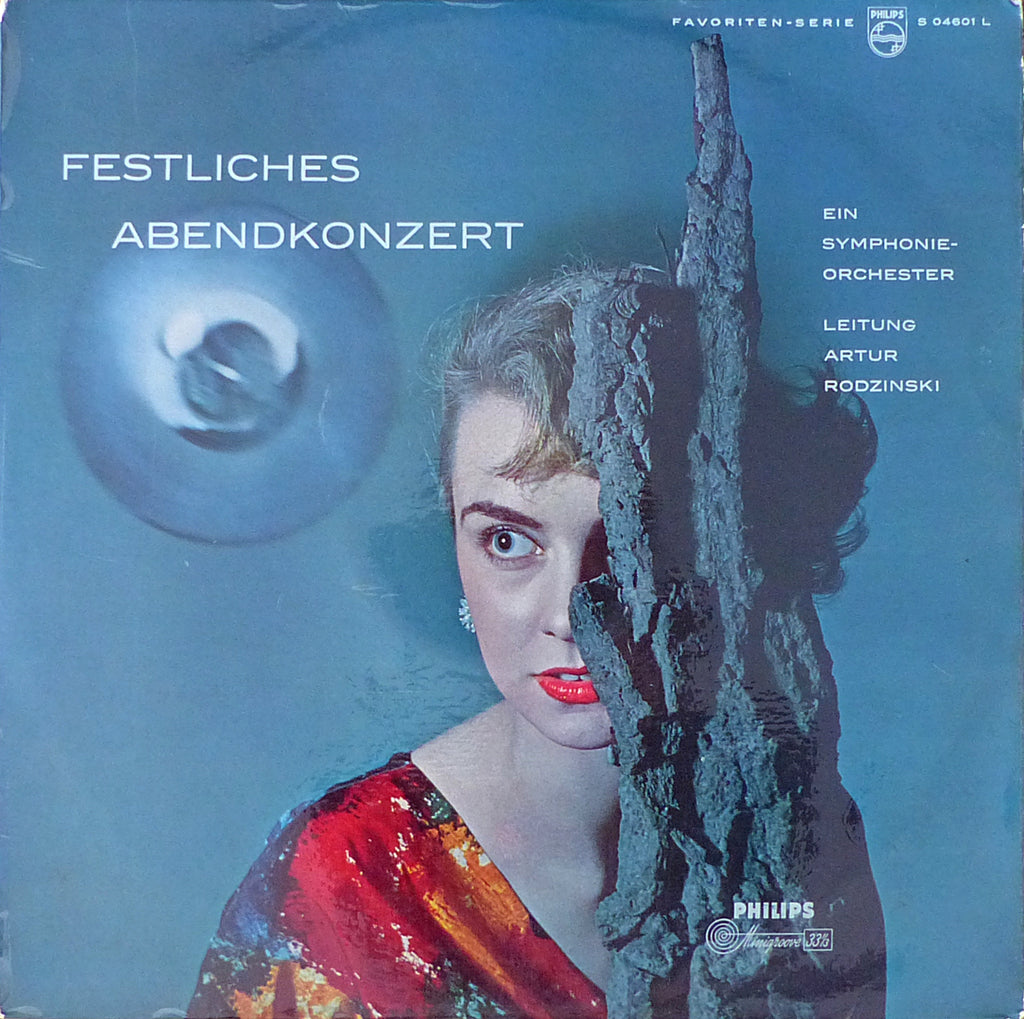 "Rodzinski: ""Twilight Concert"" (Paul Huf / Ann Pickford cover) - Philips S 04601 L"