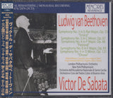 CD - Sabata: Beethoven Symphonies 3, 5, 6, 8 & 9 - Memories MR2472/76 (3CD Set, Sealed)