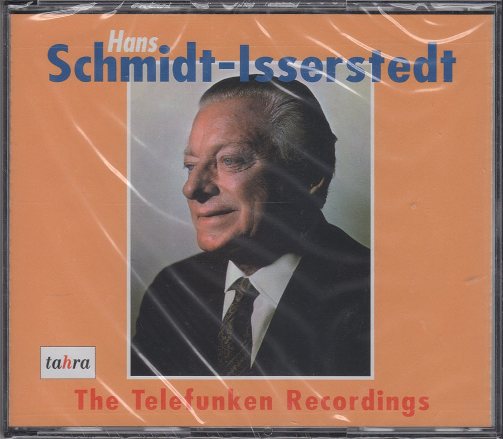 CD - Schmidt-Isserstedt: The Telefunken Recordings - Tahra TAH 698-700 (3CD Set) (sealed)