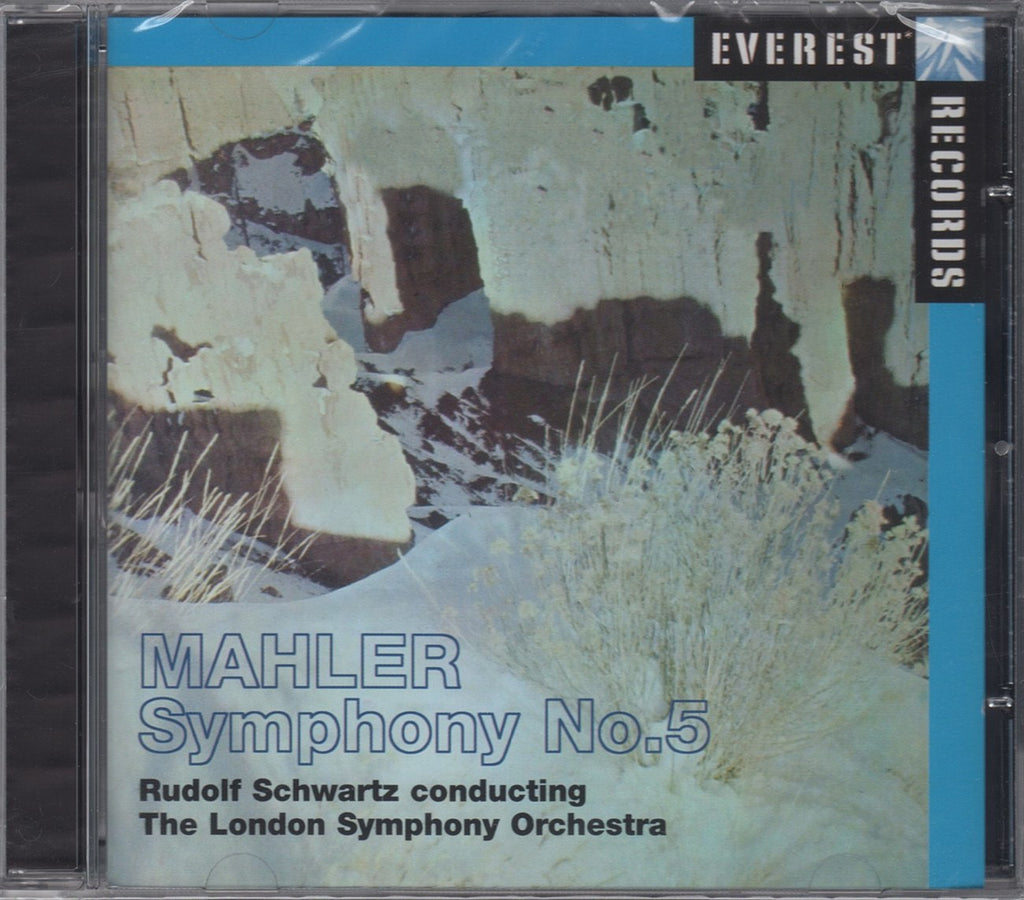 CD - Schwartz/LSO: Mahler Symphony No. 5 - Everest EVERCD 011 (sealed)