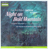 Stokowski: Night on Bald Mountain + Pastoral Sym - Disney STER 4101C (sealed)
