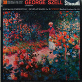 "LP - Szell: Schumann Symphony No. 1 ""Spring"" + ""Manfred"" Overture - Epic BC 1039"