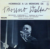 Walter: In Memoriam (Beethoven 7th + rehearsal) - Philips A 01.525 L