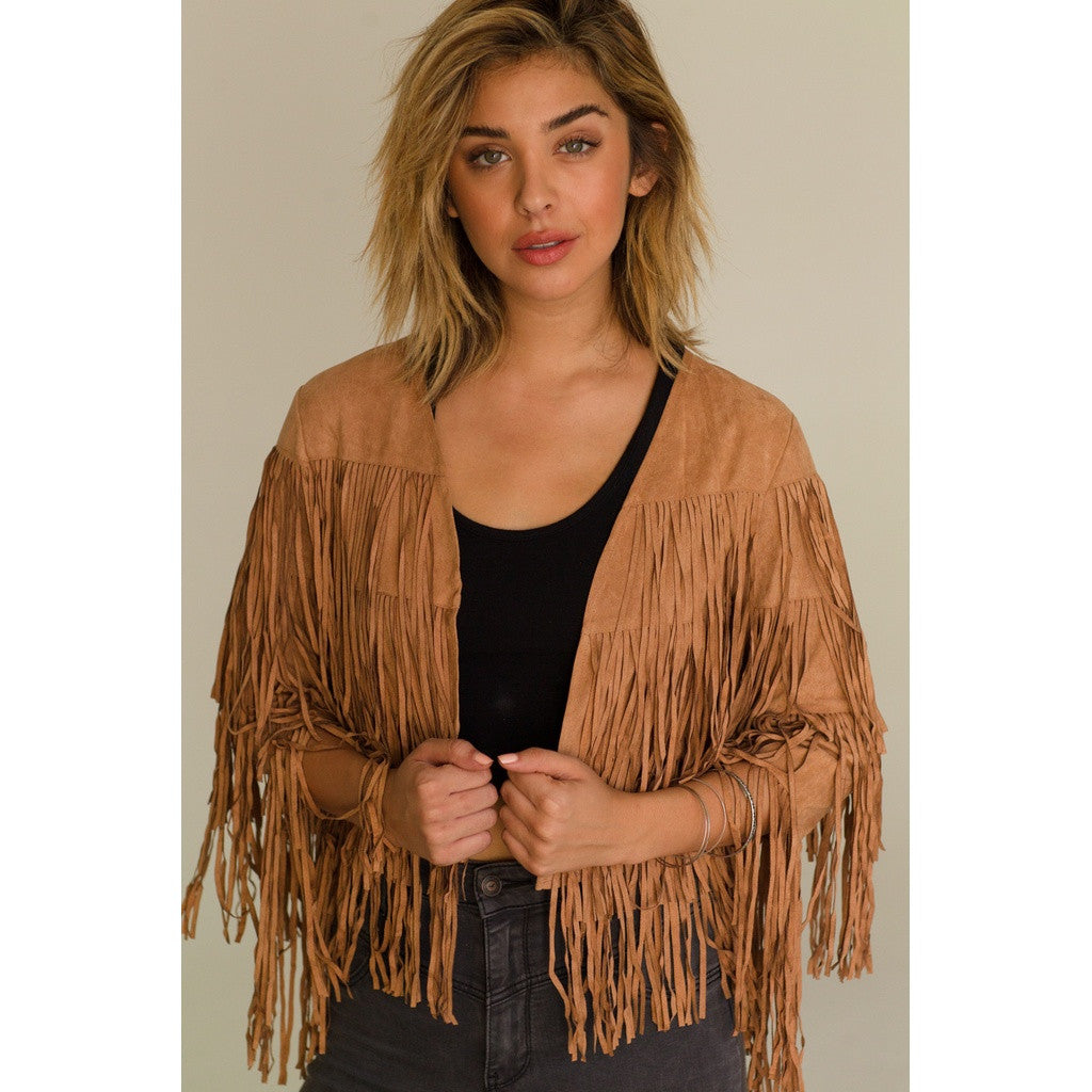WILD WEST JACKET - House of Ke'Chic  - 1