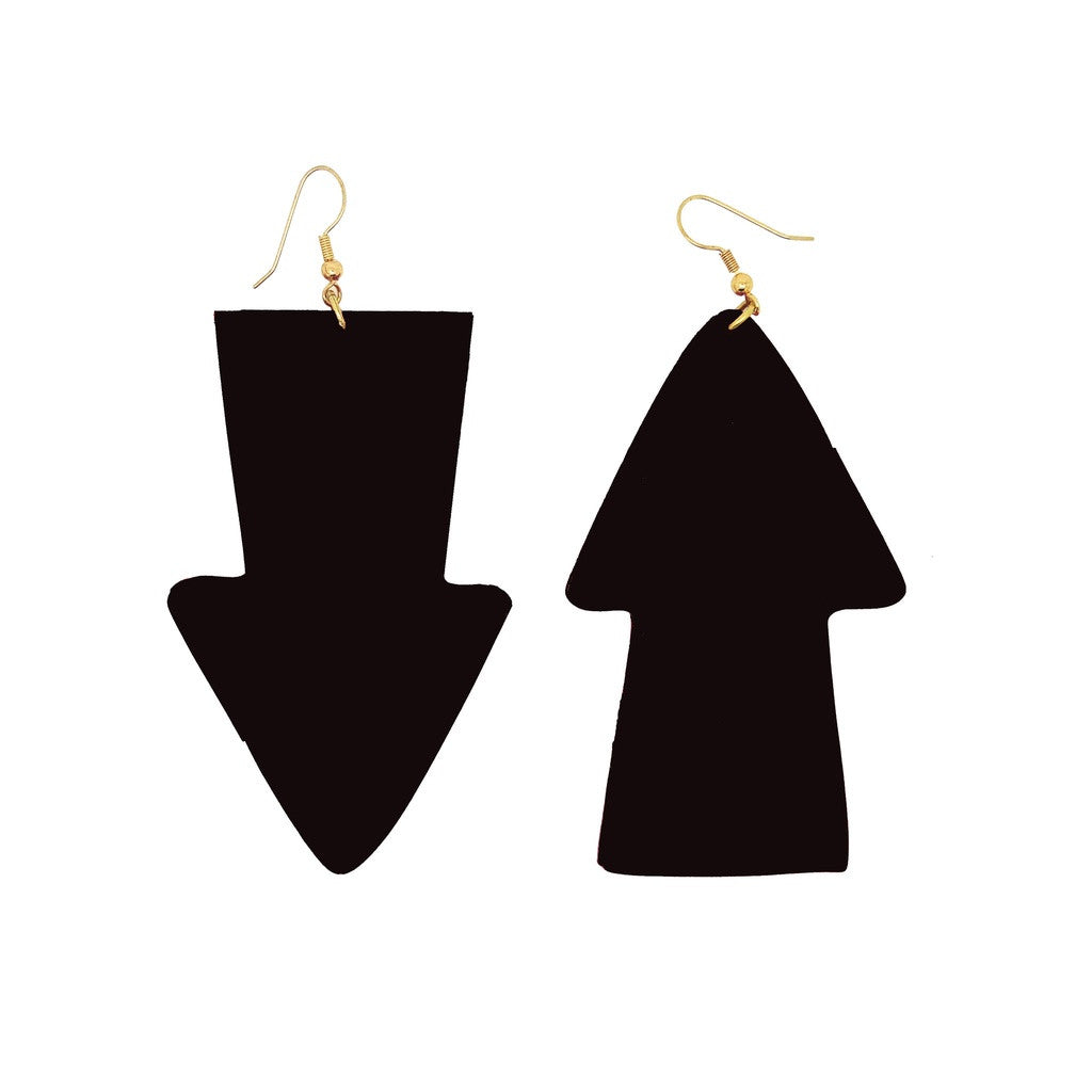 Karma Earrings - House of Ke'Chic  - 1