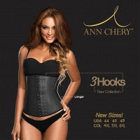 Ann Chery Hour Glass Latex NEW 3 Row