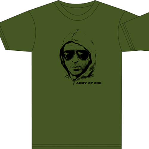 Army of One Tshirt