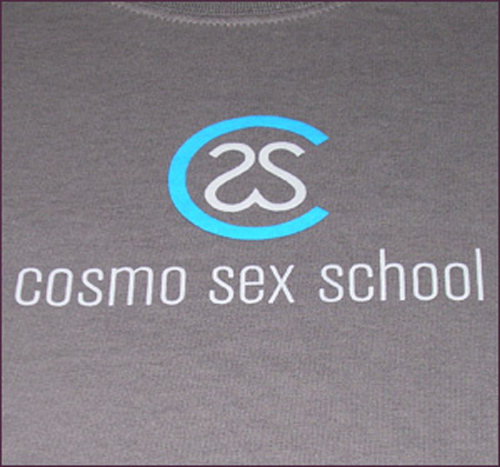 Cosmo Sex School Tshirt