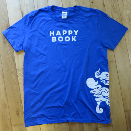 Happy Book Tshirt