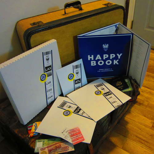 Happy Book Box Set (Limited Edition)