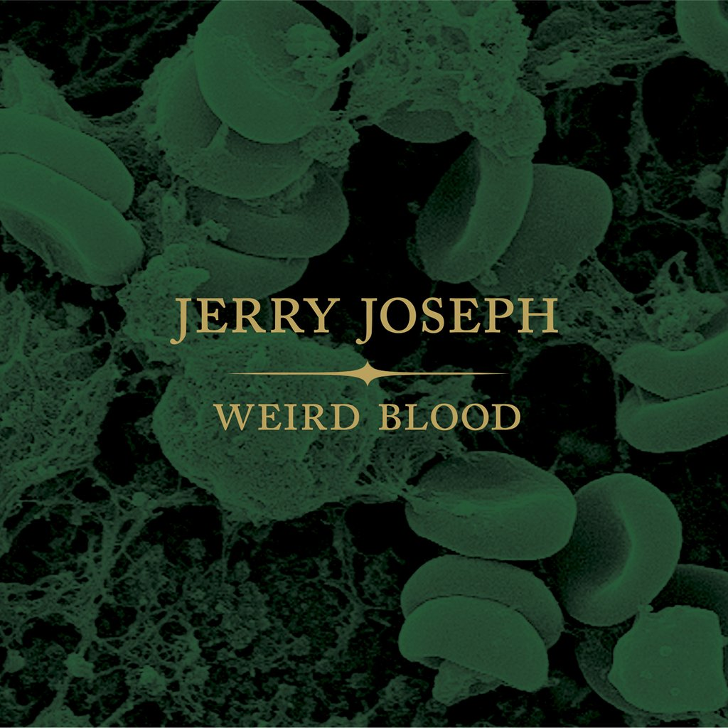 Weird Blood Vinyl LP