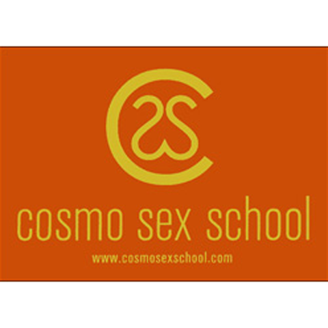 Cosmo Sex School Sticker