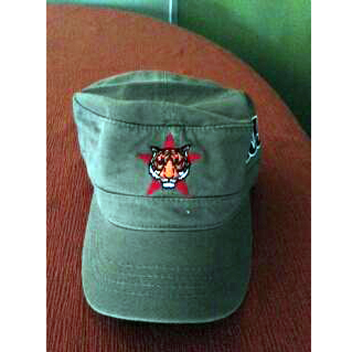 Tiger Star Military Patrol Cap