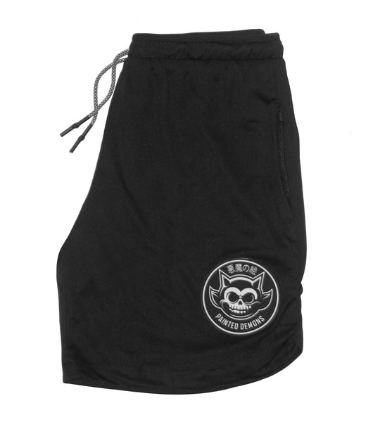 Stryker Black Shorts