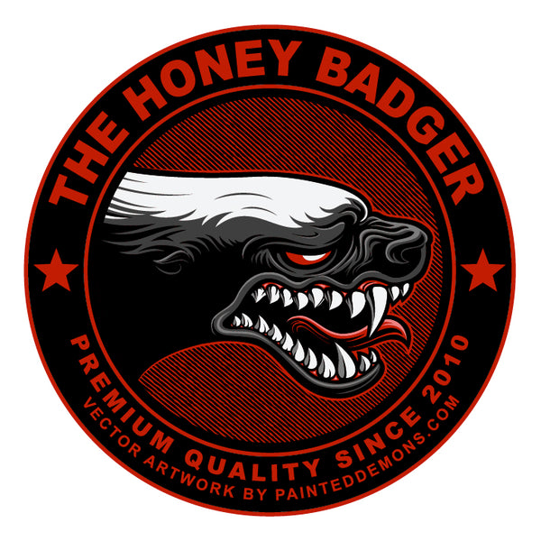 The Honey Badger (Vector Art)
