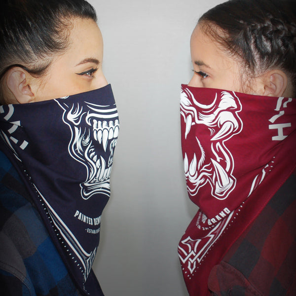 AVP Bandana (Red)