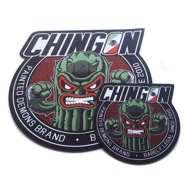 Mas Chingon Patch
