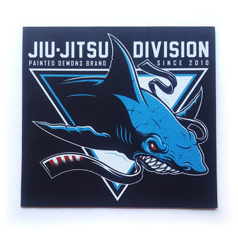 Shark Tank Patch - Black