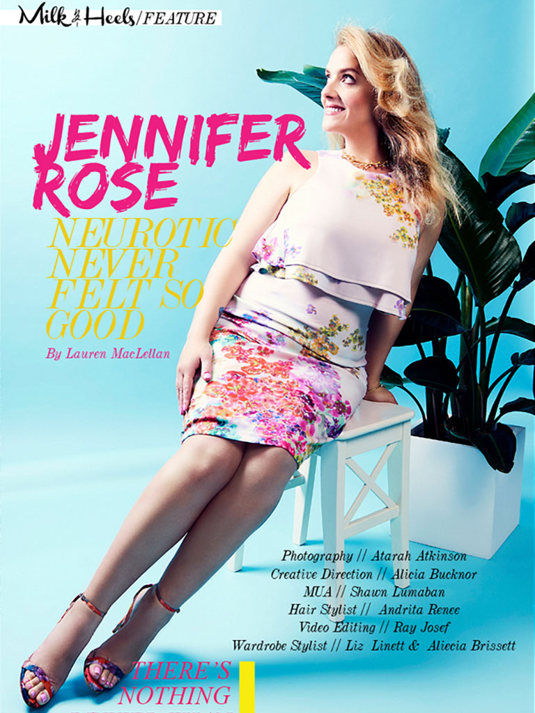Milk and Heels Magazine Feature-1 Jennifer Jones