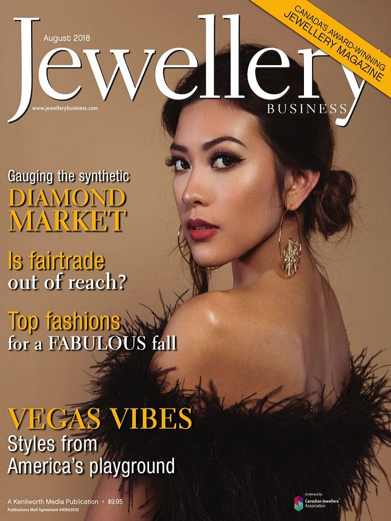 Jewellery Business Magazine Feature-1 2018