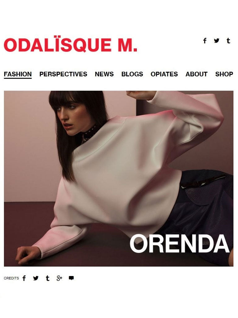 Odalisque Magazine Feature-1