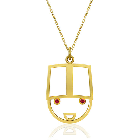 Chin Necklace (M)