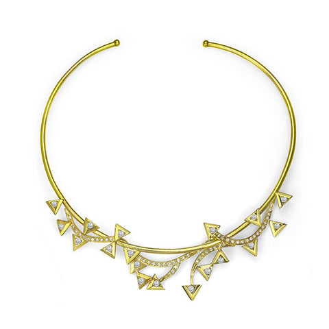 Cleo's Thorns Collar