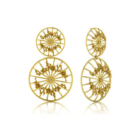 Pathein Tier Earrings