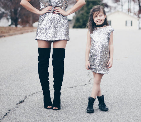 Girl's Sequin Mini