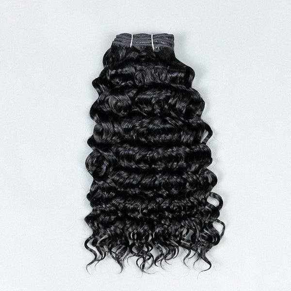 100% MINK Deep Wave Hair - Madame Rouge Extensions  - 1