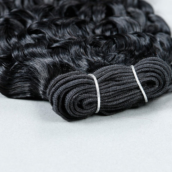 100% MINK Deep Wave Hair - Madame Rouge Extensions  - 2