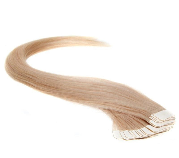 SEAMLESS TAPE-IN HAIR EXTENSIONS - Madame Rouge Extensions