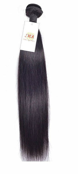 100% Virgin Silky Straight Hair - Madame Rouge Extensions  - 1