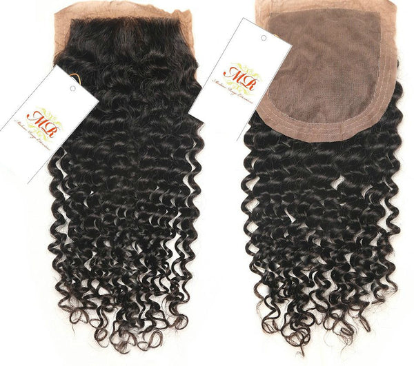 Free-part silk base Closures - Madame Rouge Extensions  - 1