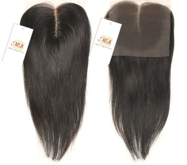 Middle-part Lace Closure - Madame Rouge Extensions