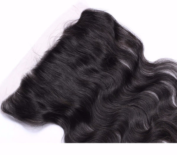 VIRGIN LACE FRONTAL CLOSURES - Madame Rouge Extensions  - 1