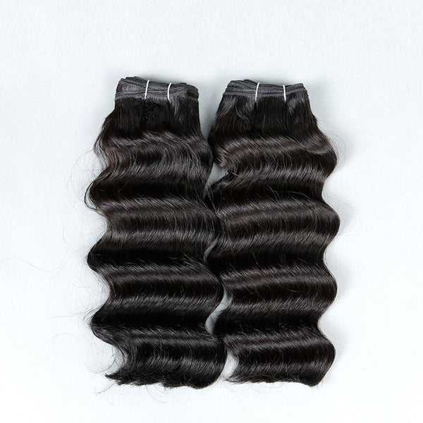 100% MINK Loose Wave Hair - Madame Rouge Extensions  - 1