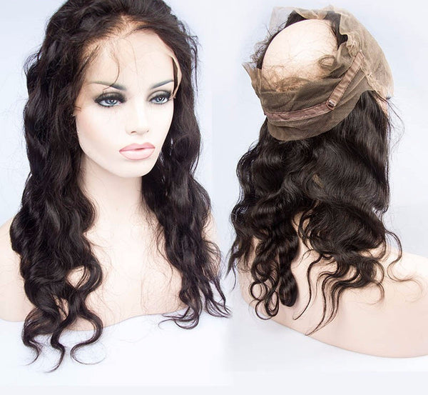 360 LACE FRONTALS - Madame Rouge Extensions  - 1