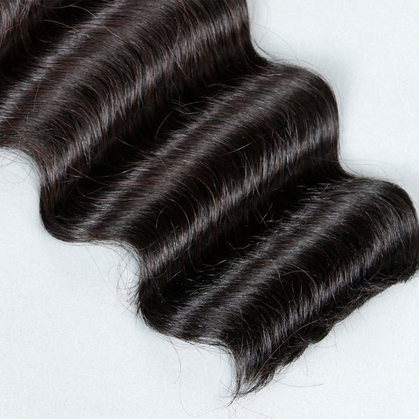 100% MINK Loose Wave Hair - Madame Rouge Extensions  - 2